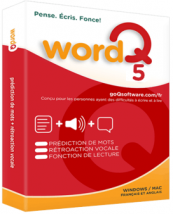 Mise à niveau WordQ 4 vers WordQ 5 (Windows et Mac)